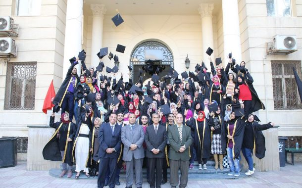 الاستعداد لحفل خريجين المعهد الدفعة 83 لعام 2015 - 2016