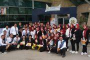 57357زيارة طلاب المعهد لمستشفى سرطان الأطفال