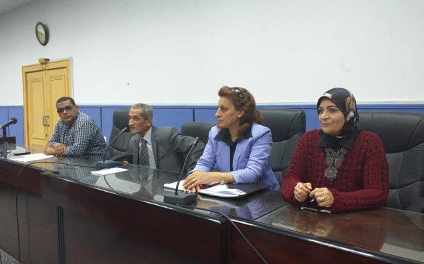 مبادرة الرئيس السيسي ( ١٠٠ مليون صحة) وندوة تثقيفية عن مرض فيرس سى